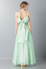 Drexcode - Green skirt and top - Rochas - Rent - 5