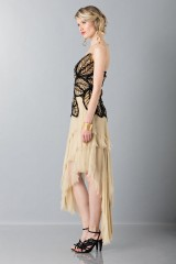 Drexcode -  Organza and chiffon dress - Alberta Ferretti - Sale - 5