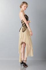 Drexcode -  Organza and chiffon dress - Alberta Ferretti - Sale - 4