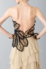 Drexcode -  Organza and chiffon dress - Alberta Ferretti - Sale - 7