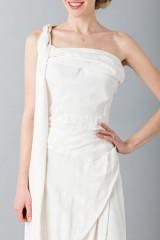 Drexcode - Floral printed silk dress - Vivienne Westwood - Rent - 6