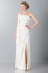 Drexcode - Floral printed silk dress - Vivienne Westwood - Rent - 3