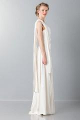 Drexcode - Floral printed silk dress - Vivienne Westwood - Rent - 5