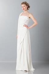 Drexcode - Floral printed silk dress - Vivienne Westwood - Rent - 4