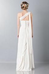 Drexcode - Floral printed silk dress - Vivienne Westwood - Rent - 2