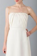 Drexcode - Wool long dress - Giambattista Valli - Rent - 5
