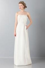 Drexcode - Wool long dress - Giambattista Valli - Rent - 1