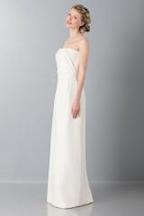 Drexcode - Wool long dress - Giambattista Valli - Rent - 4