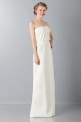 Drexcode - Wool long dress - Giambattista Valli - Rent - 3