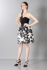 Drexcode - Floreal patterned skirt - Antonio Marras - Sale - 4