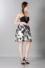 Drexcode - Floreal patterned skirt - Antonio Marras - Sale - 3