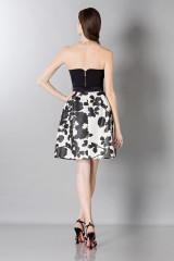 Drexcode - Floreal patterned skirt - Antonio Marras - Sale - 2