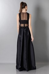 Drexcode - Top with transparencies and sequins - Alberta Ferretti - Rent - 2