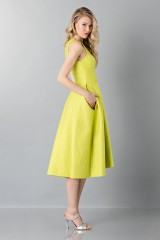 Drexcode - 50s dress - Monique Lhuillier - Rent - 4