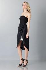 Drexcode -  Bustier with slit - Monique Lhuillier - Rent - 4