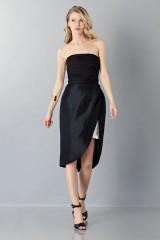 Drexcode -  Bustier with slit - Monique Lhuillier - Sale - 5