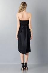 Drexcode -  Bustier with slit - Monique Lhuillier - Sale - 2