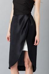 Drexcode -  Bustier with slit - Monique Lhuillier - Sale - 7