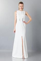 Drexcode - Wedding dress with belt - Antonio Berardi - Rent - 1