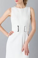 Drexcode - Wedding dress with belt - Antonio Berardi - Rent - 6