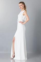 Drexcode - Wedding dress with belt - Antonio Berardi - Rent - 5