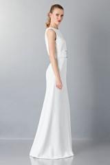 Drexcode - Wedding dress with belt - Antonio Berardi - Rent - 3