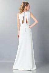 Drexcode - Wedding dress with belt - Antonio Berardi - Rent - 2