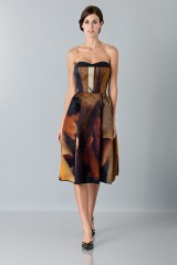Drexcode - Printed bustier dress - Giles - Sale - 5