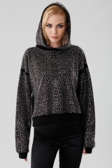 Drexcode - Sweatshirt with rhinestones - Doris S. - Rent - 1