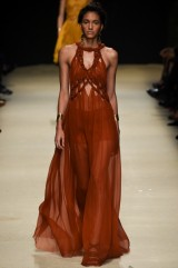 Drexcode - Crepon silk dress - Alberta Ferretti - Sale - 2