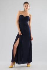 Drexcode - Blue bustier dress - Forever unique - Rent - 1