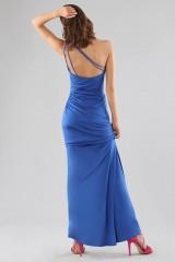 Drexcode - One-shoulder blue dress - Forever unique - Rent - 4
