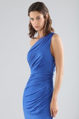 Drexcode - One-shoulder blue dress - Forever unique - Rent - 3