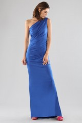 Drexcode - One-shoulder blue dress - Forever unique - Rent - 2