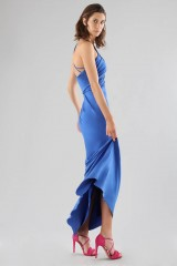 Drexcode - One-shoulder blue dress - Forever unique - Rent - 6