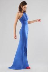 Drexcode - One-shoulder blue dress - Forever unique - Rent - 8
