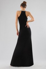 Drexcode - Dress with insert and jewel neck - Forever unique - Rent - 3