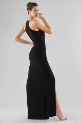 Drexcode - Dress with insert and jewel neck - Forever unique - Rent - 4