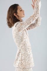 Drexcode - Ivory lace suit with sequins - Forever unique - Sale - 3