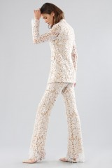 Drexcode - Ivory lace suit with sequins - Forever unique - Rent - 8