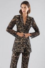 Drexcode - Black lace suit with sequins - Forever unique - Rent - 4