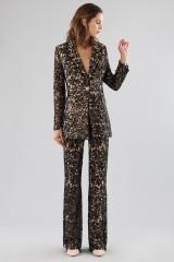 Drexcode - Black lace suit with sequins - Forever unique - Rent - 5