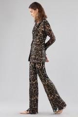 Drexcode - Black lace suit with sequins - Forever unique - Rent - 6