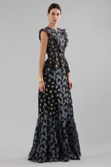Drexcode - Top and skirt with brocaded pattern - Erdem - Sale - 8