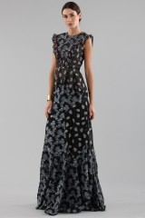 Drexcode - Top and skirt with brocaded pattern - Erdem - Sale - 3
