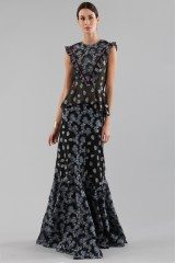 Drexcode - Top and skirt with brocaded pattern - Erdem - Sale - 4