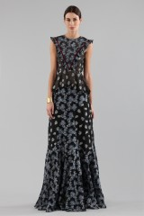 Drexcode - Top and skirt with brocaded pattern - Erdem - Sale - 2