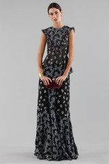 Drexcode - Top and skirt with brocaded pattern - Erdem - Sale - 1