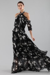 Drexcode - Top and skirt with floral pattern - Erdem - Rent - 6