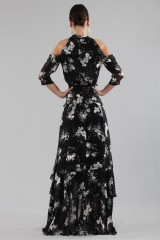 Drexcode - Top and skirt with floral pattern - Erdem - Rent - 1